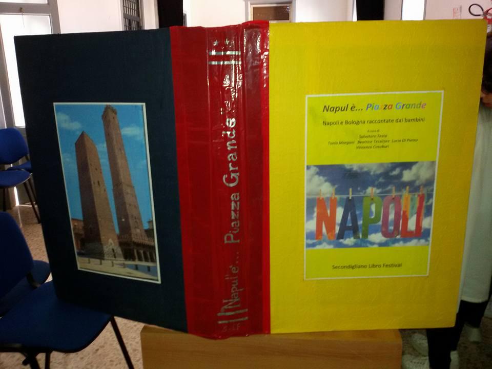 raccolta di racconti prodotti dagli alunni delle scuole di Secondigliano e Bologna